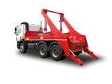 Heavy Duty Skip Loader